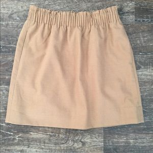 J Crew Factory City Mini Skirt